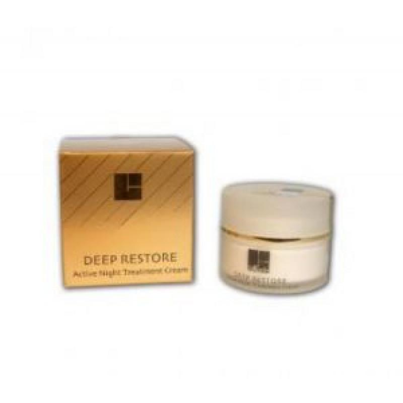 Активный ночной лечебный крем / Deep Restore Active Night Cream 50ml