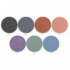 Тени для глаз (7 оттенков) / Dr.Kadir TOP COVER Dr.Kadir Eye Shadows Compressed Powders