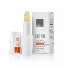 Защитная гигиеническая помада SPF 30 /  Dr. Kadir Nourishing Protective Lipstick SPF 30 - 4,5 гр.