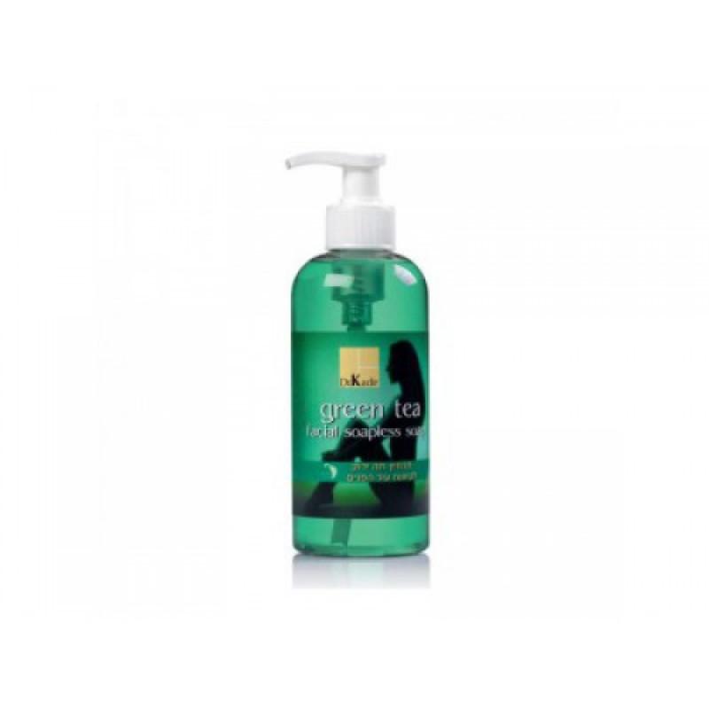 Гель для очищения Зелёный чай 330 мл / Green Tea Facial Soapless Soap (Pump) 330ml