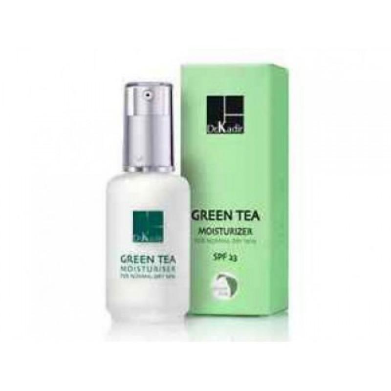 Увлажняющий крем для нормальной - сухой кожи 50 мл / Green Tea Moisturizer (for Normal to Dry Skin) 50ml