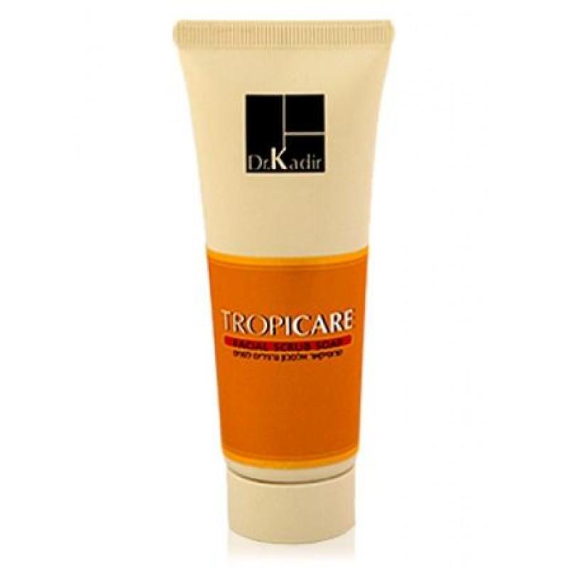 Скраб для лица 75 мл / Tropicare Facial Scrub Soap 75ml