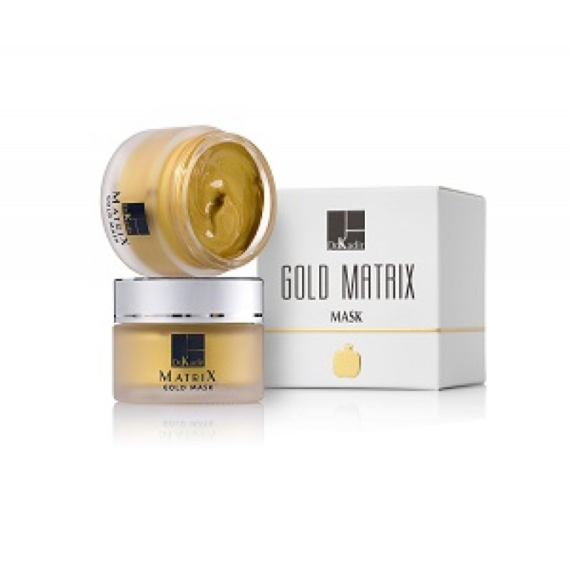 Золотая маска / Matrix Care Gold Mask 50ml
