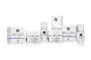 New Collagen - Линия средств с микроколлагеном