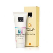 Пантенол крем для проблемной кожи 75 мл. 250 мл. / Panthenol Cream For Oily & Problematic Skin Dr. Kadir, 75 ml, 250 ml