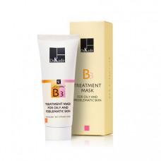 Маска для жирной и проблемной кожи 75 мл. 250 мл. / Treatment Mask For Problematic Skin Dr. Kadir, 75 ml, 250 ml