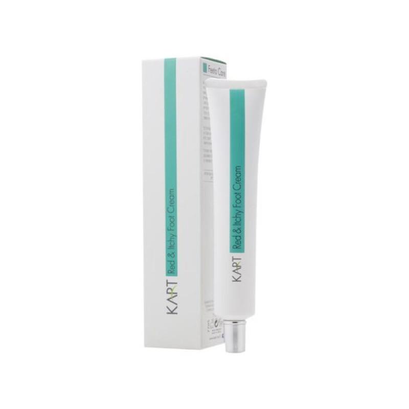 Крем от покраснения и раздражения кожи стоп 50 мл. / Kart Feeto Therapy Red & Itchy Foot Cream 50 ml.