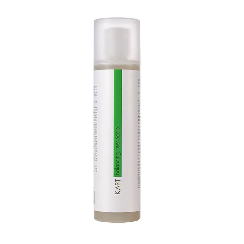 Жидкое мыло для ухода за стопой, 60 мл, 250 мл / Kart Feet Treatment Liquid Soap, 60 ml, 250 ml