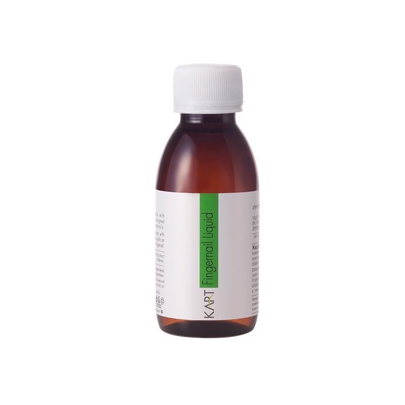 Жидкость для ухода за ногтями, 30 мл, 120 мл / Kart Fingernail Liquid, 30 ml, 120 ml