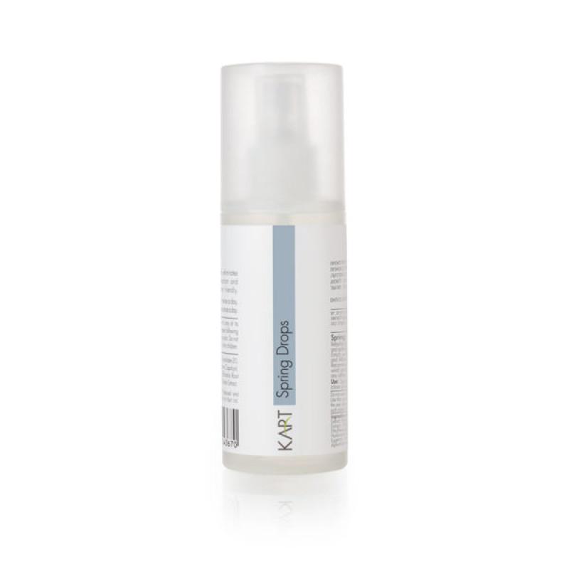 Освежающий и успокаивающий спрей 150 мл. / KART UNICARE Spring Drops 150 ml.