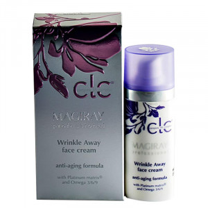 Крем-лифтинг для сухой и нормальной кожи 30 мл. / Magiray CLC Wrinkle Away Face Cream 30 ml.