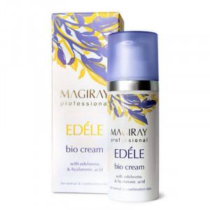 Био-крем для нормальной и комбинированной кожи 50 мл. / MAGIRAY EDELE Bio-cream 50 ml.