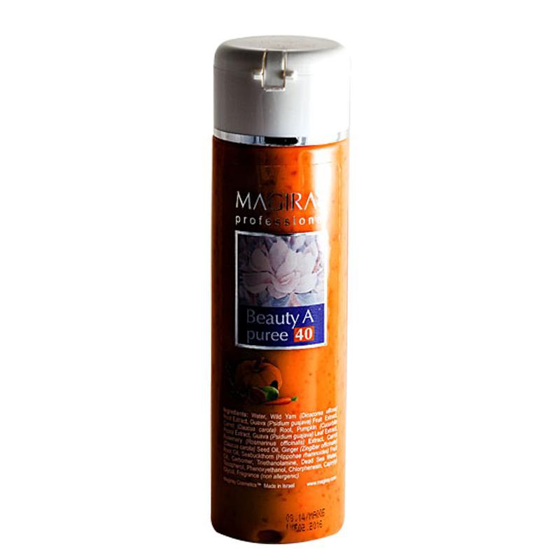 Гель-Пюре с витамином А 250 мл. / MAGIRAY FRUIT BAR BEAUTY - A - PUREE №40 250 ml.