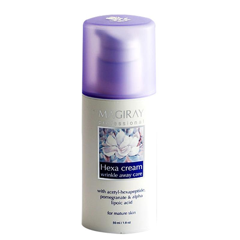 ГЕКСА-Крем от мимических морщин 50 мл. / MAGIRAY HEXA-CREAM wrinkle away cream 50 ml.