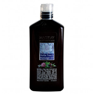 "Массажное масло ""Хербс"" 500 мл / MAGIRAY MASSAGE HERBS TOUCH SPA OIL 500 ml"