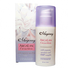 Питательная крем-маска «Аргалан» для тонкой сухой кожи 50 мл / Magiray Restore ArgaLane Cream-Mask