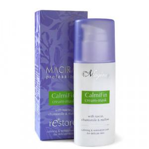 «Кальмифин» успокаивающая маска для кожи с куперозом 50 мл / Magiray Restore Calmifin Mask 50 ml