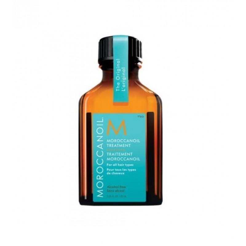 Масло восстанавливающее для всех типов волос / Moroccanoil Treatment 25 мл, 100 мл