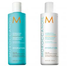 Увлажняющий шампунь и кондиционер / Moroccanoil Hydrating Shampoo and Conditioner 250ml, 500 ml, 1000 ml