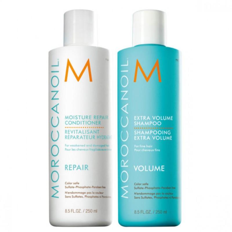 Увлажняющий шампунь и кондиционер / Moroccanoil Moisture Repair Shampoo and Conditioner 250 ml, 500 ml, 1000 ml