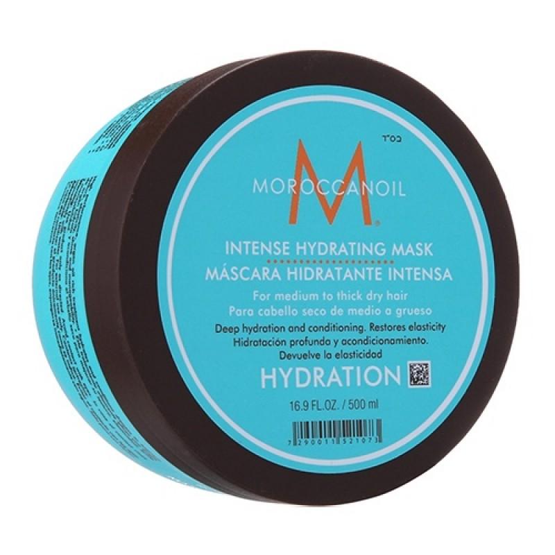 Маска интенсивно увлажняющая / Moroccanoil Intense Hydrating Mask 500 мл