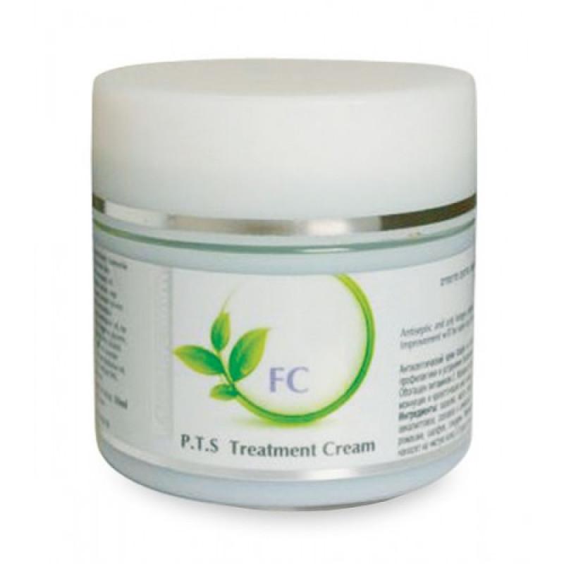Крем-мазь для ухода за кожей ног поврежденной грибком 50 мл / ONMACABIM FC P.T.S. Treatment Cream 50 ml