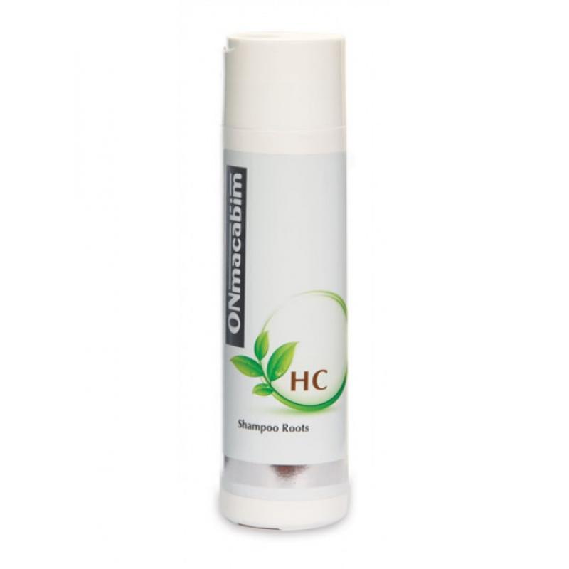 Лечебный шампунь для роста волос, от перхоти и псориаза 250 мл/ ONMACABIM FC SHAMPOO ROOTS 250 ml