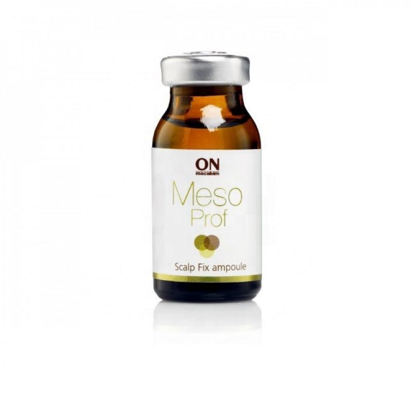 """Сыворотка """"Скальп Фикс Против выпадения волос"""" 10 мл. 50 мл. / ONMACABIM MesoProf Scalp Fix Ampoule 10 ml, 50 ml."""