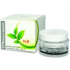 Увлажняющий крем для комбинированной кожи SPF-15 50 мл. 250 мл. / ONmacabim Moisturizing cream for combination skin  SPF-15 50 ml. 250 ml.
