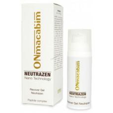 Восстанавливающий гель на основе пептидов 30 мл. 100 мл. / ONMACABIM Neutrazen Recover Gel 30 ml. 100 ml.