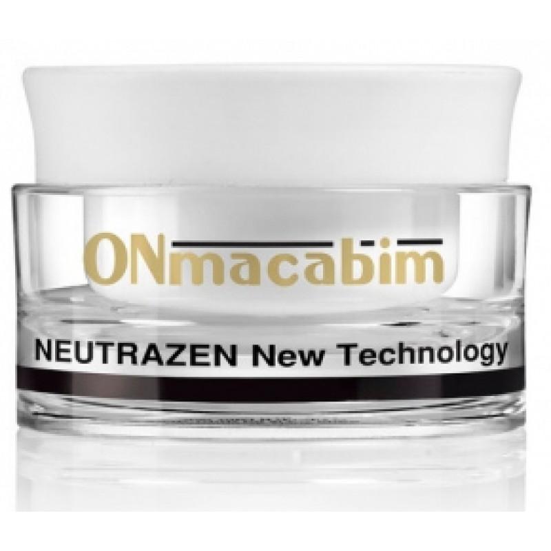 Дневной увлажняющий крем для жирной кожи SPF-15 50 мл. 250 мл. / ONMACABIM Neutrazen Tricolas Moisturizing for Oily Skin SPF-15 50 ml. 250 ml.