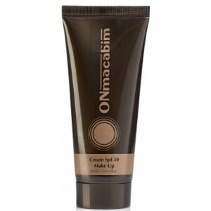 Солнцезащитный крем с СПФ 30 и тонирующим эффектом 100 мл / ONMACABIM PR Sun Block Cream with Make-Up 100 ml