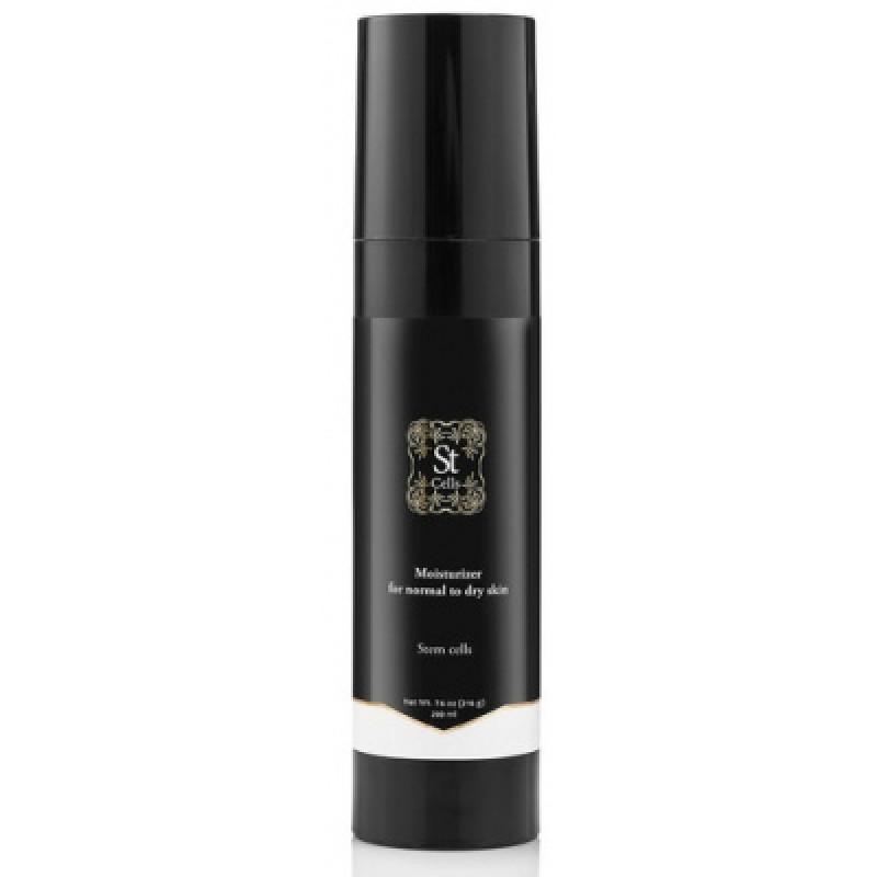 Увлажняющий крем со стволовыми клетками для нормальной/сухой кожи SPF-15, 50 мл. 250 мл. / ONMACABIM St.Cells Mosturizer for Normal to Dry Skin 50 ml. 250 ml.