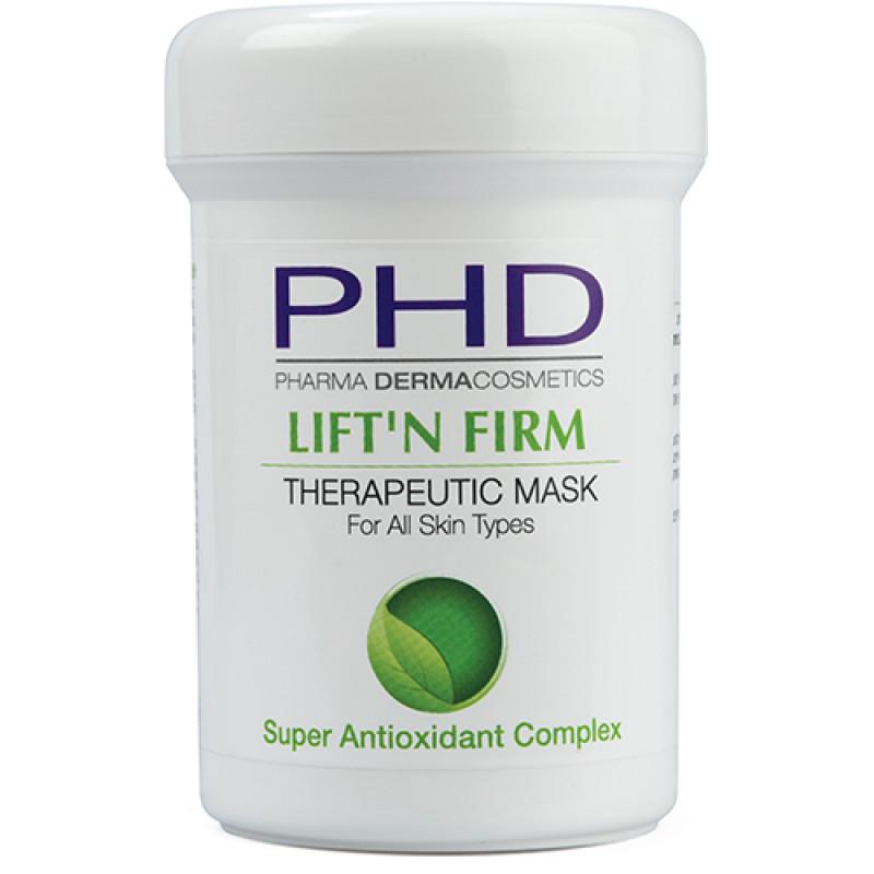 Лечебная маска для укрепления кожи и уменьшения морщин 100 мл. 250 мл. / PHD Lift'n Firm Therapeutic Mask 100 ml. 250 ml