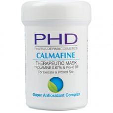Успокаивающая восстанавливающая увлажняющая лечебная маска для деликатной и раздраженной кожи 250 мл. / PHD Calmafine Therapeutic Mask 250 ml.