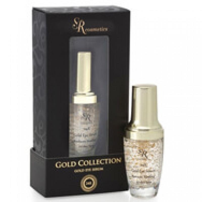 Сыворотка для век с частицами золота 30 мл / SR COSMETICS Golden Eye Serum 30ml