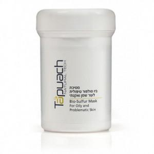 Противовоспалительная Био Маска с серой для жирной и проблемной кожи 250 мл / Tapuach Bio-Sulfur Mask 250 ml