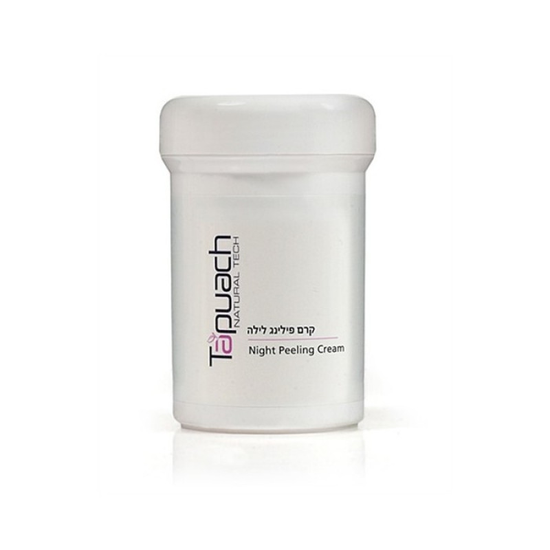Ночной Пилинг Крем (с AHA кислотами) 70 мл, 250 мл / Tapuach Night Peeling Cream 70 ml, 250 ml